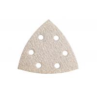 Шлифовальные листы на липучке для лакокрасочных покрытий 93 x 93 мм, 6 отверстий, 25шт. (625681000)